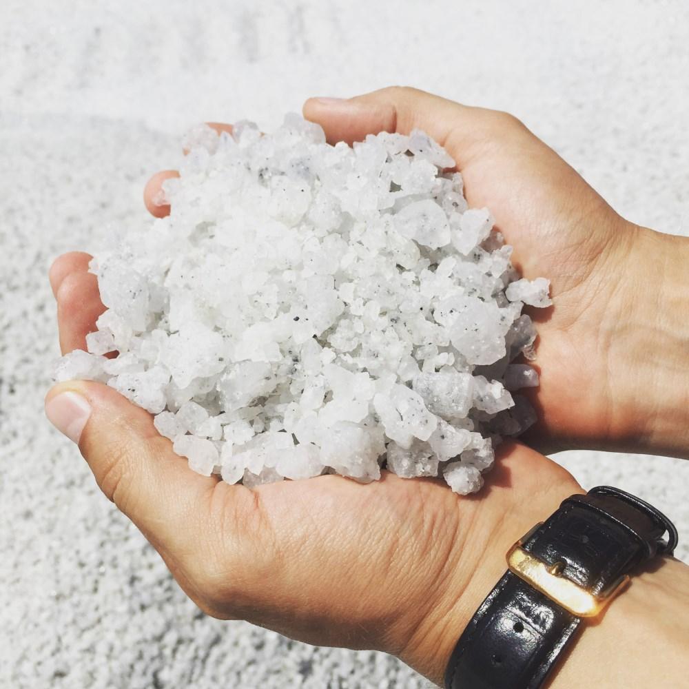 Открыт сезон добычи технической соли 2017